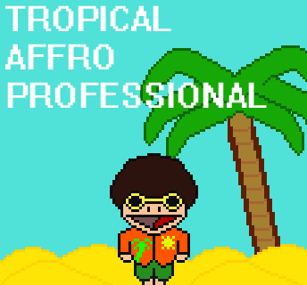 Tropical Affro Professional