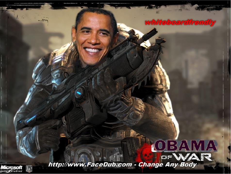 Obama of war