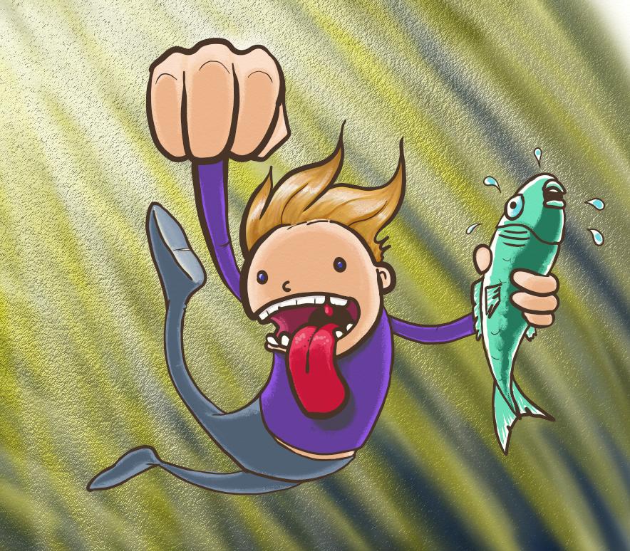 Fish Holder