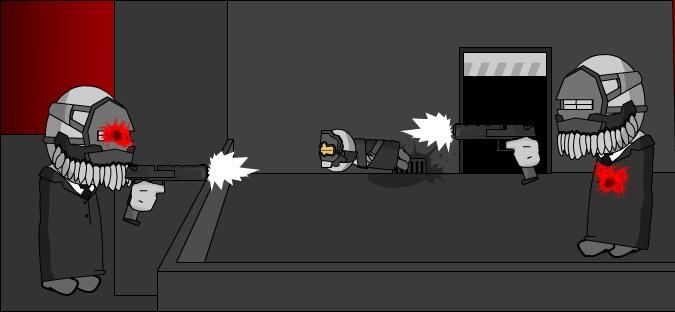 Madness 8 Scene 6