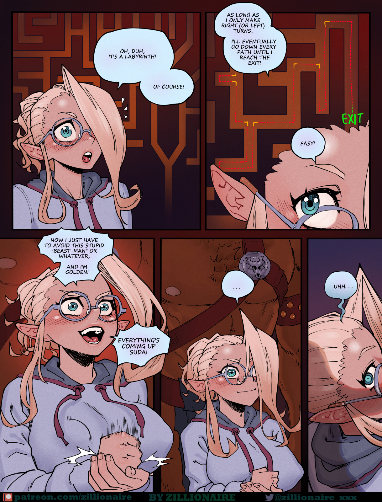 Dungeon Exam Page 12