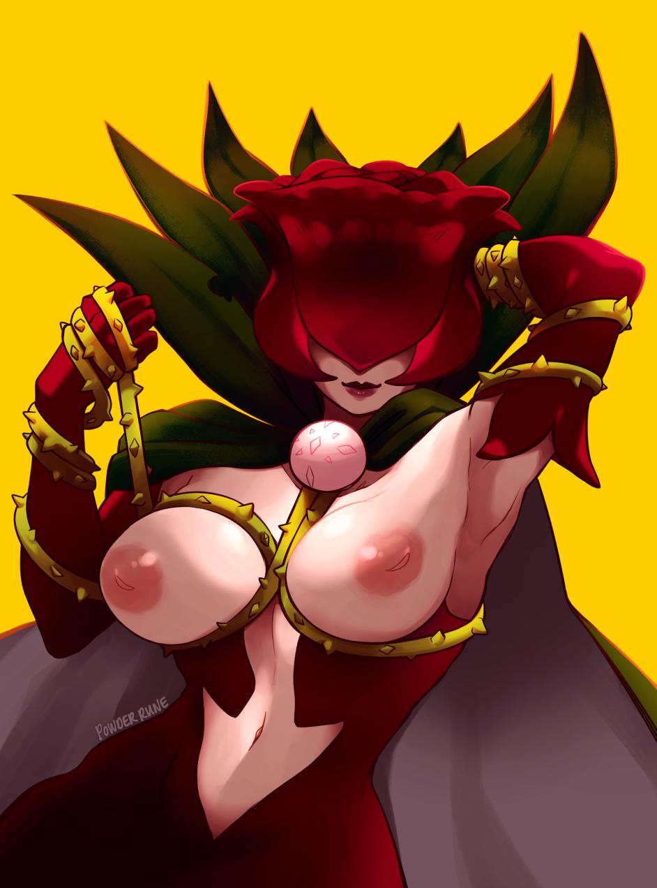 Rosemon's Forbidden Temptation [NSFW version]