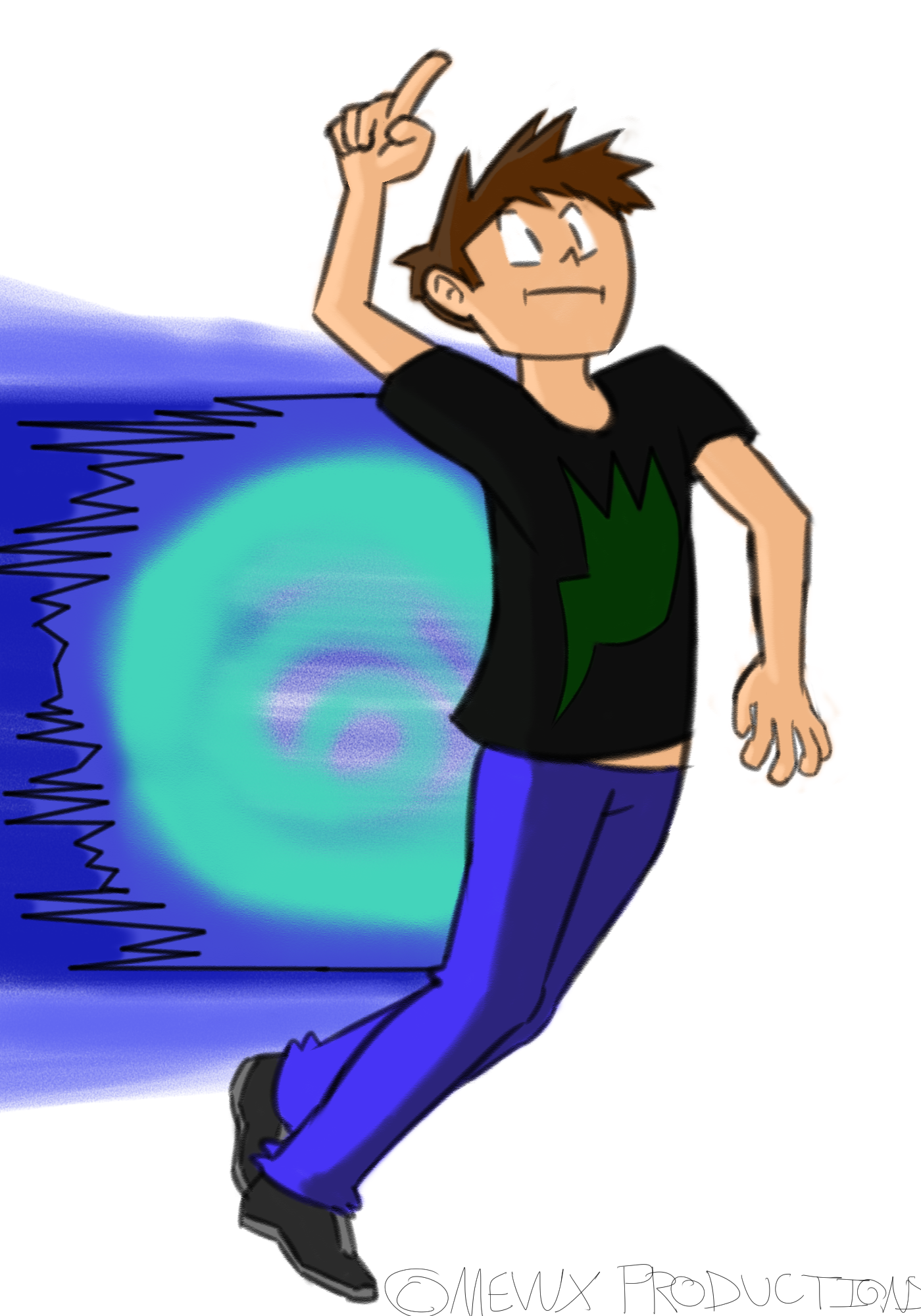 2011 Mewx Gets Hit By a Hadouken