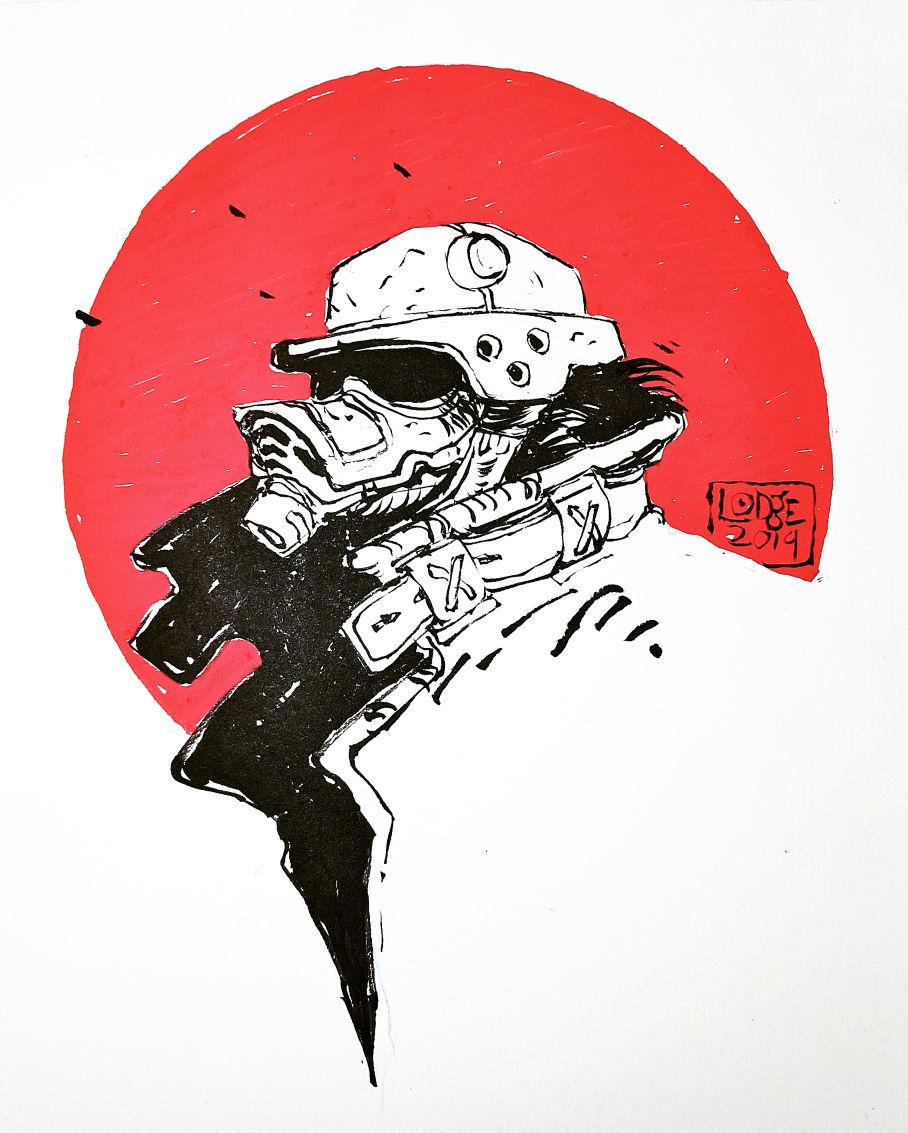 Commander Cogsun