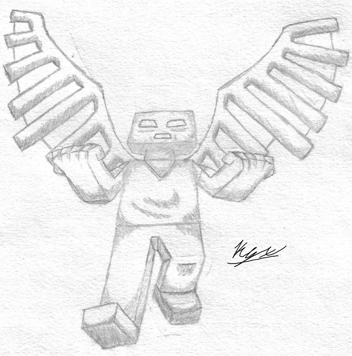 MineCraft - Angel