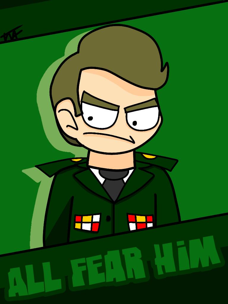 Eddsworld Fan Movie - General McCoy