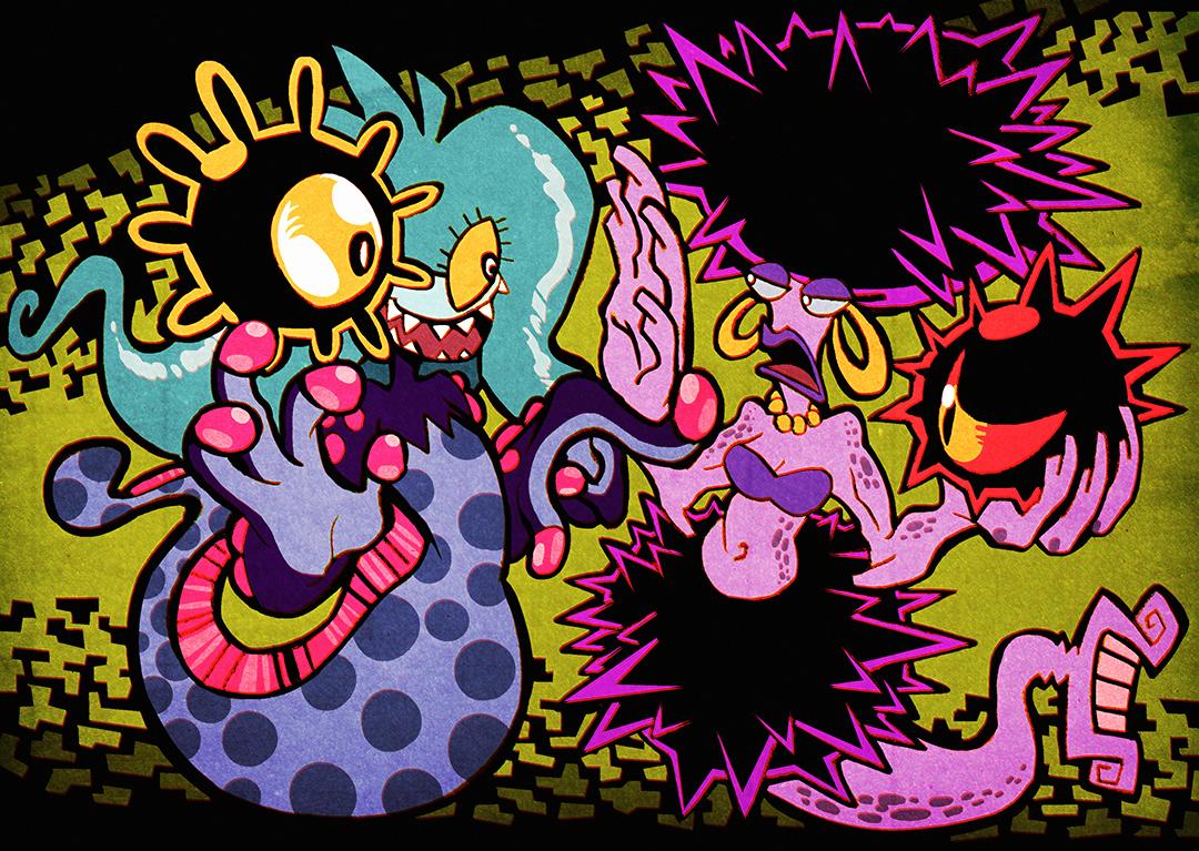 Spiky Pets
