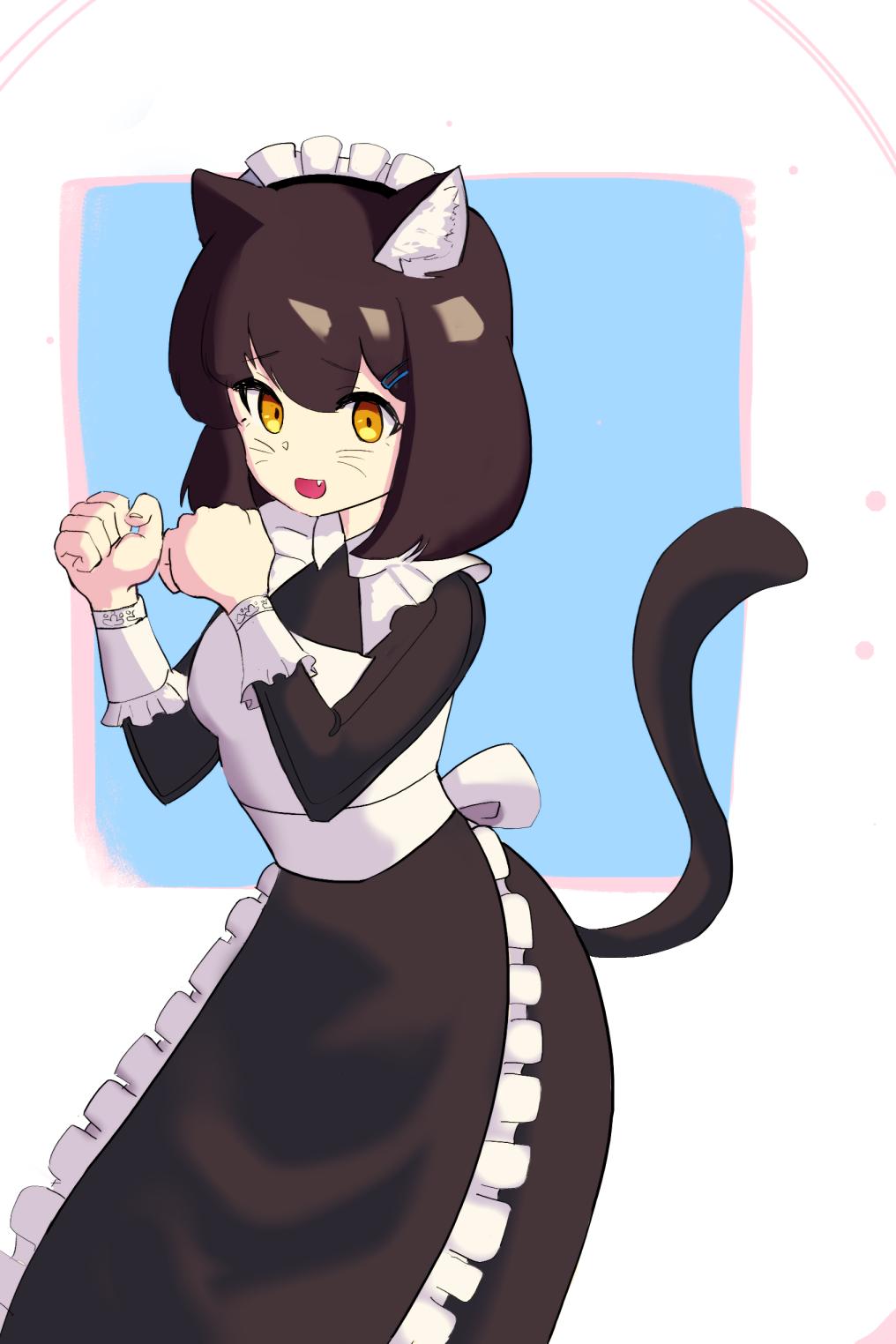 Catgirl Doodle