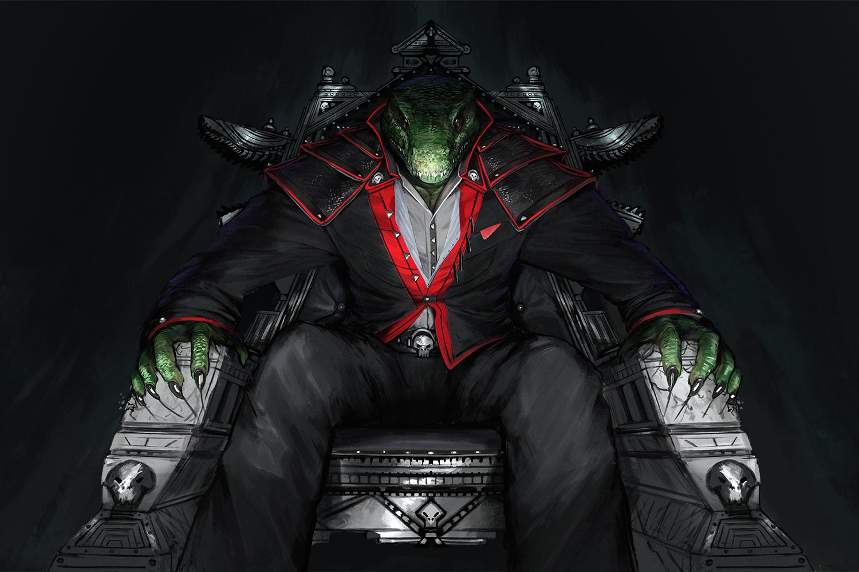 Megaraptor [commission]