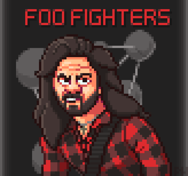 Pixel Grohl