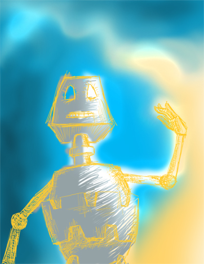 Robot Sparkz
