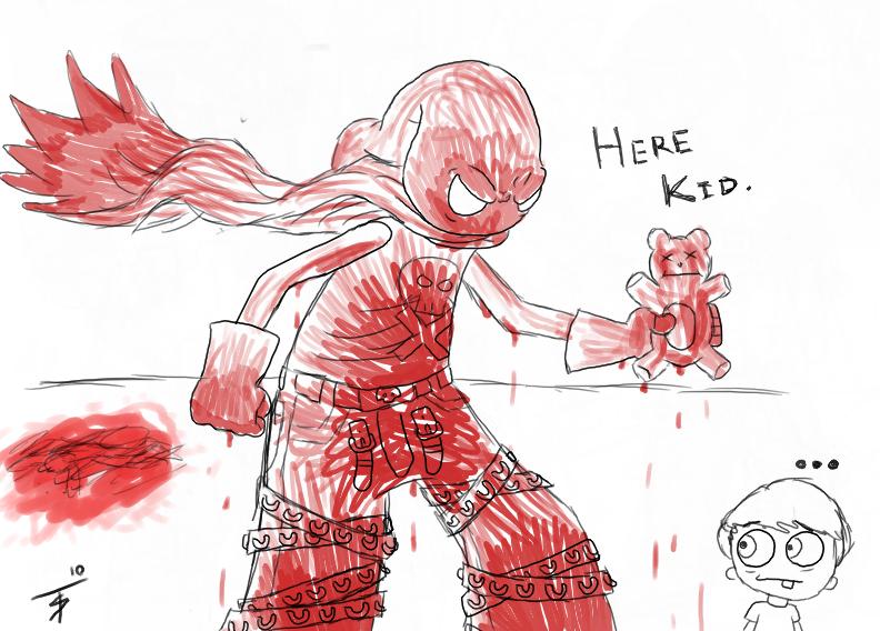 Here Kid