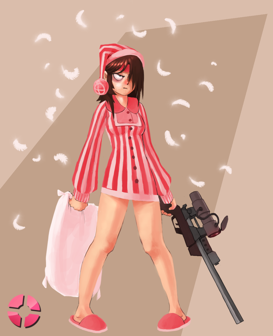 TF2: Girl Sniper