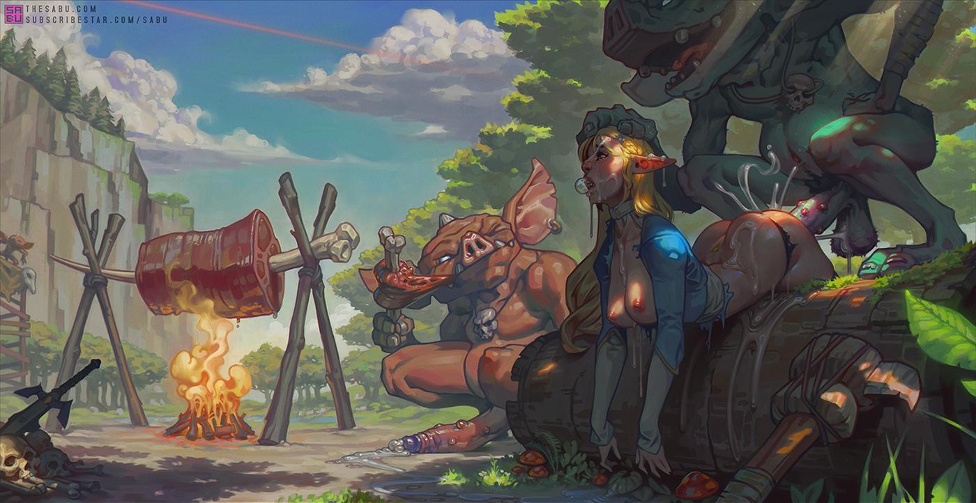 Zelda (Zelda: BotW)