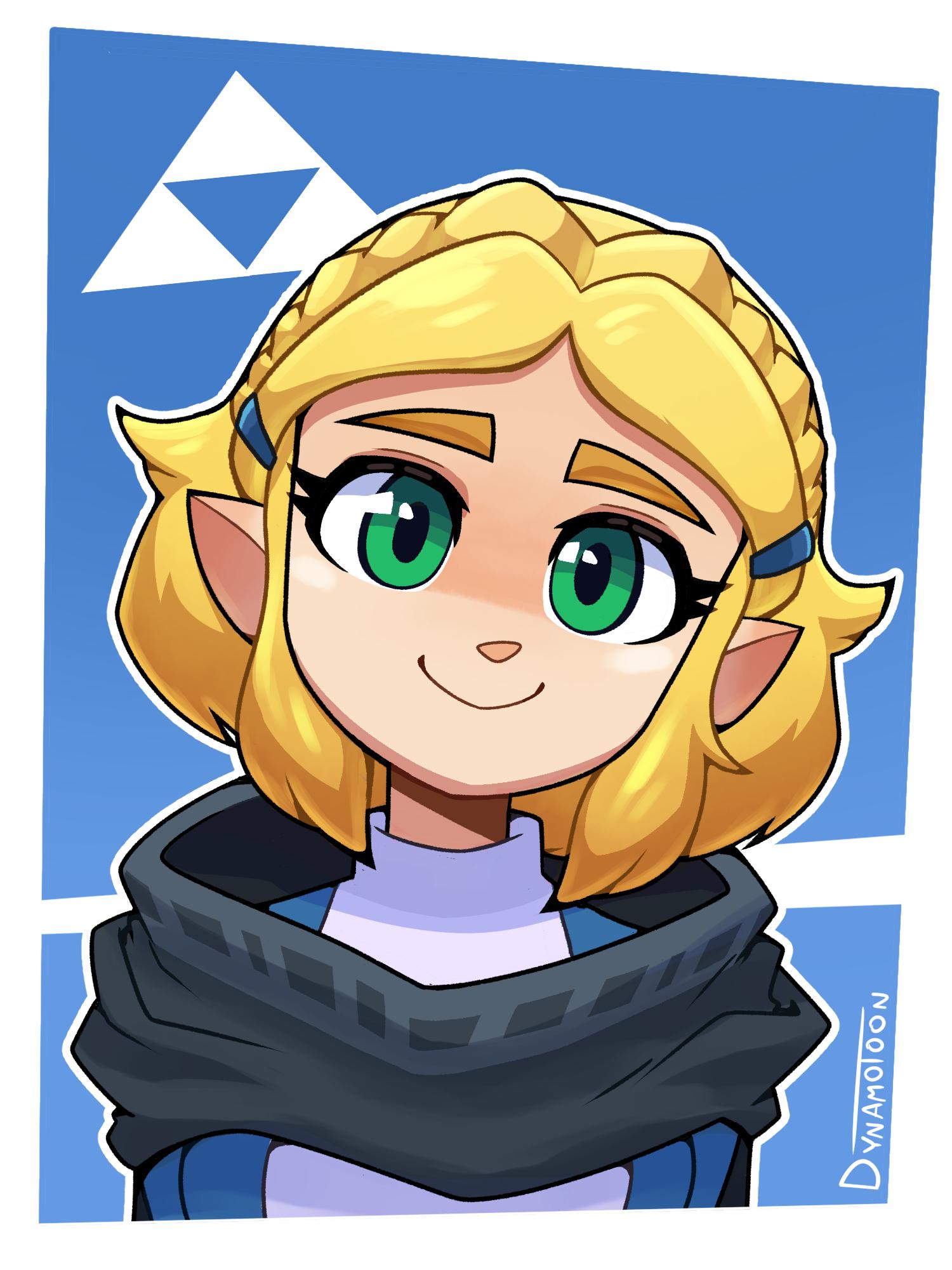 Botw2 Zelda Bust