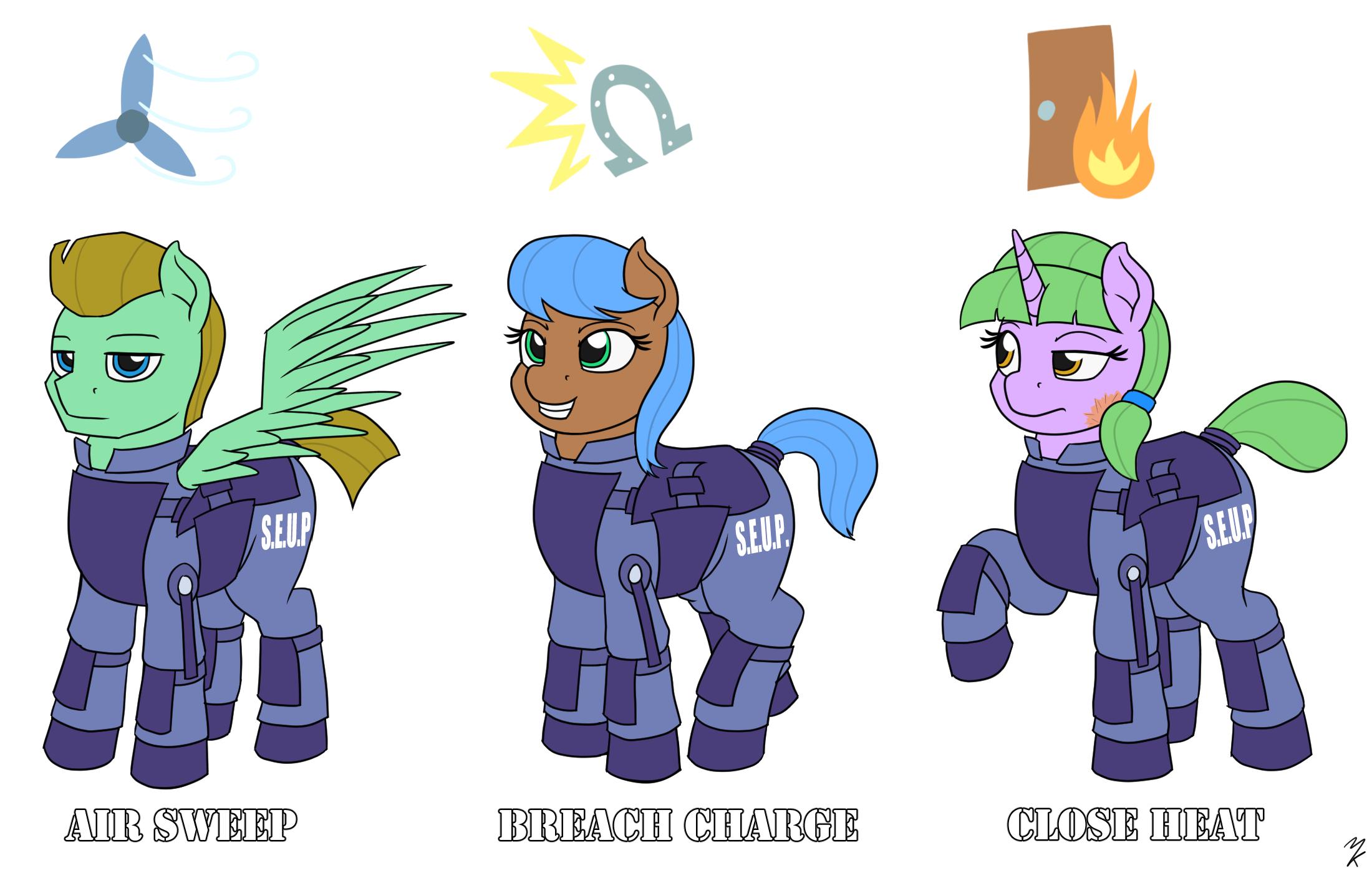 Special Operator pones