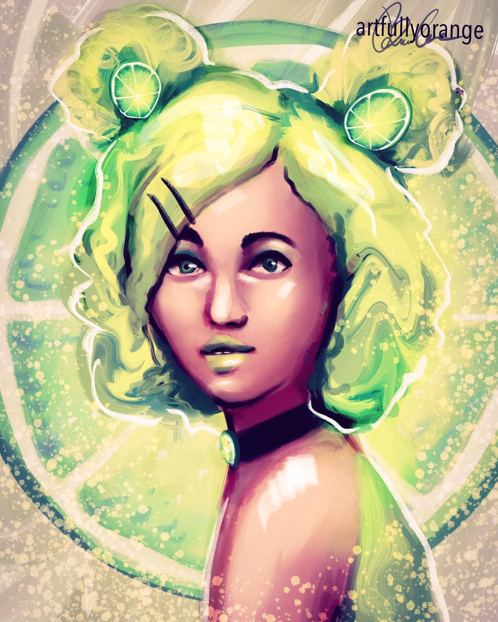 DTIYS Lime