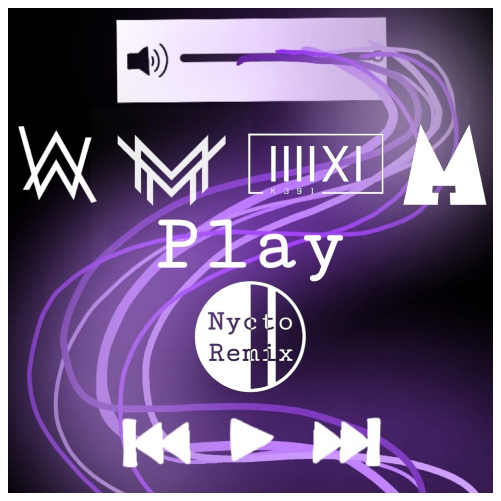 Play (Nycto Remix) - Cover Art