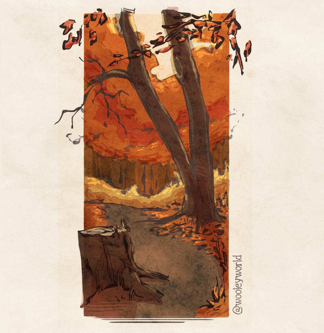 some autumn