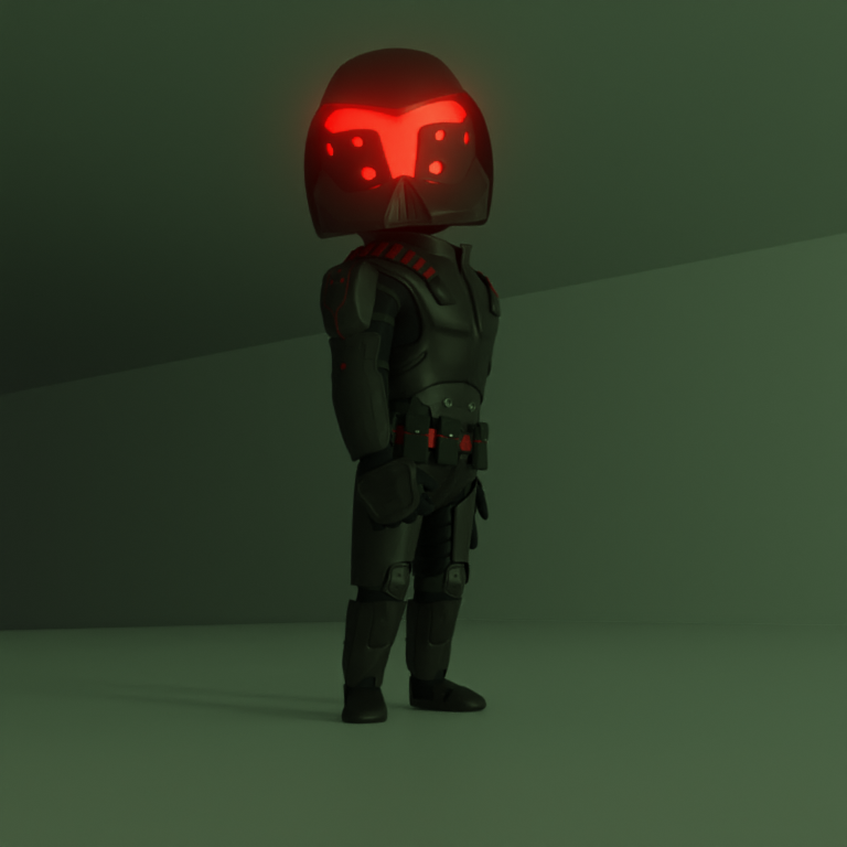 my first human model and rig ever ever by the-end-stone on