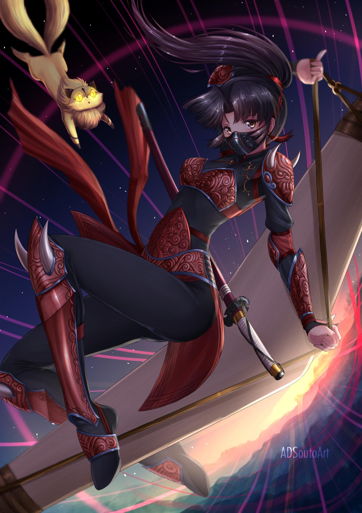 Sango, The Demon Slayer