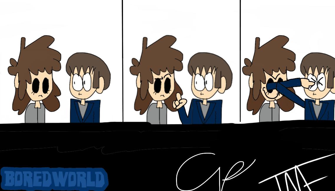 Boredworld comic (I am not the boredworld creator)