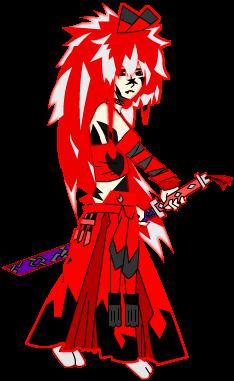 red chains flash version