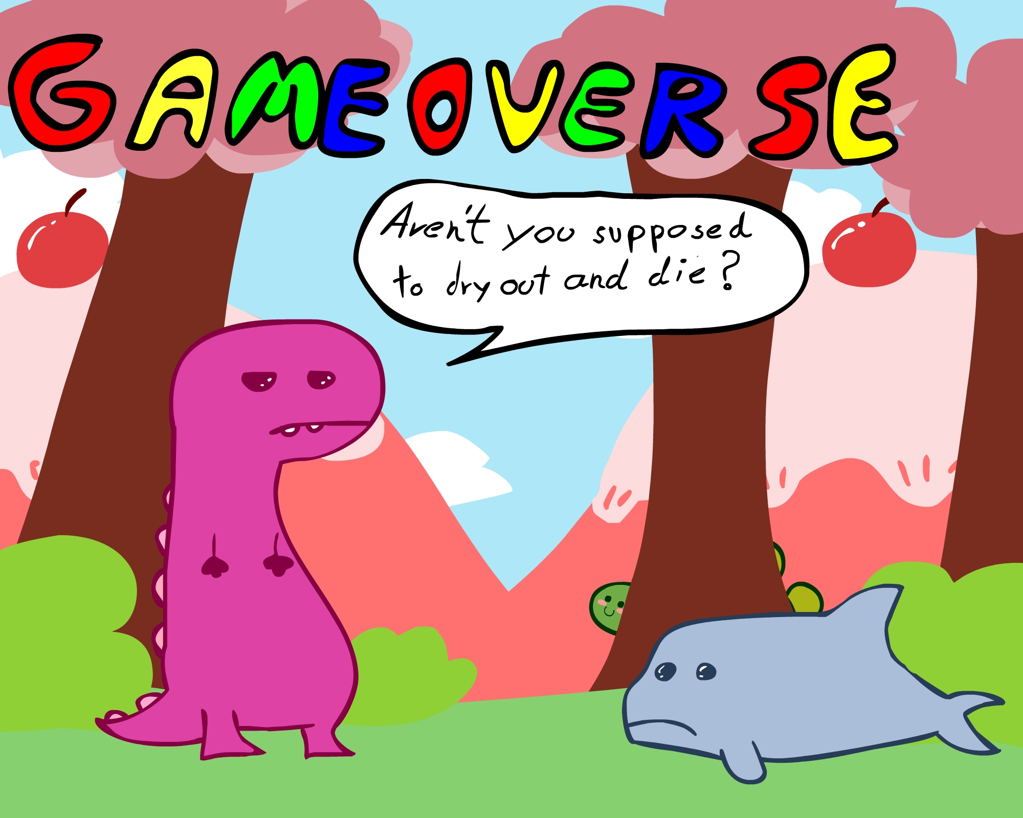 Gameoverse :D