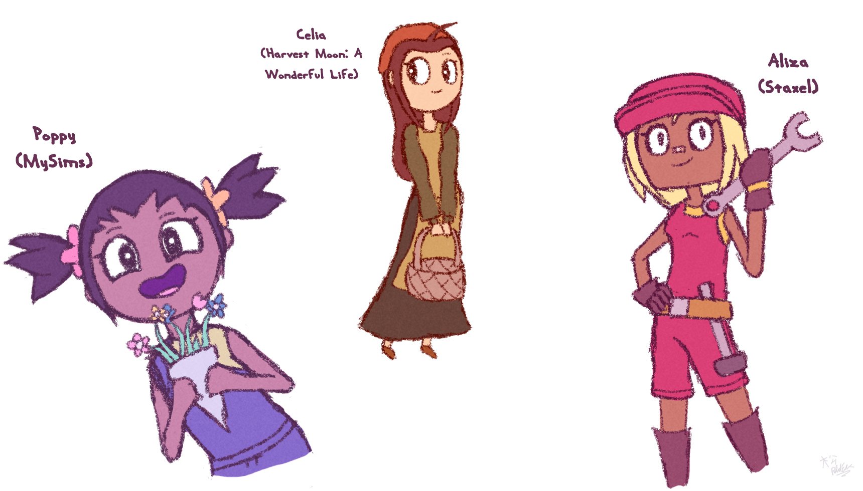 Some Doodles