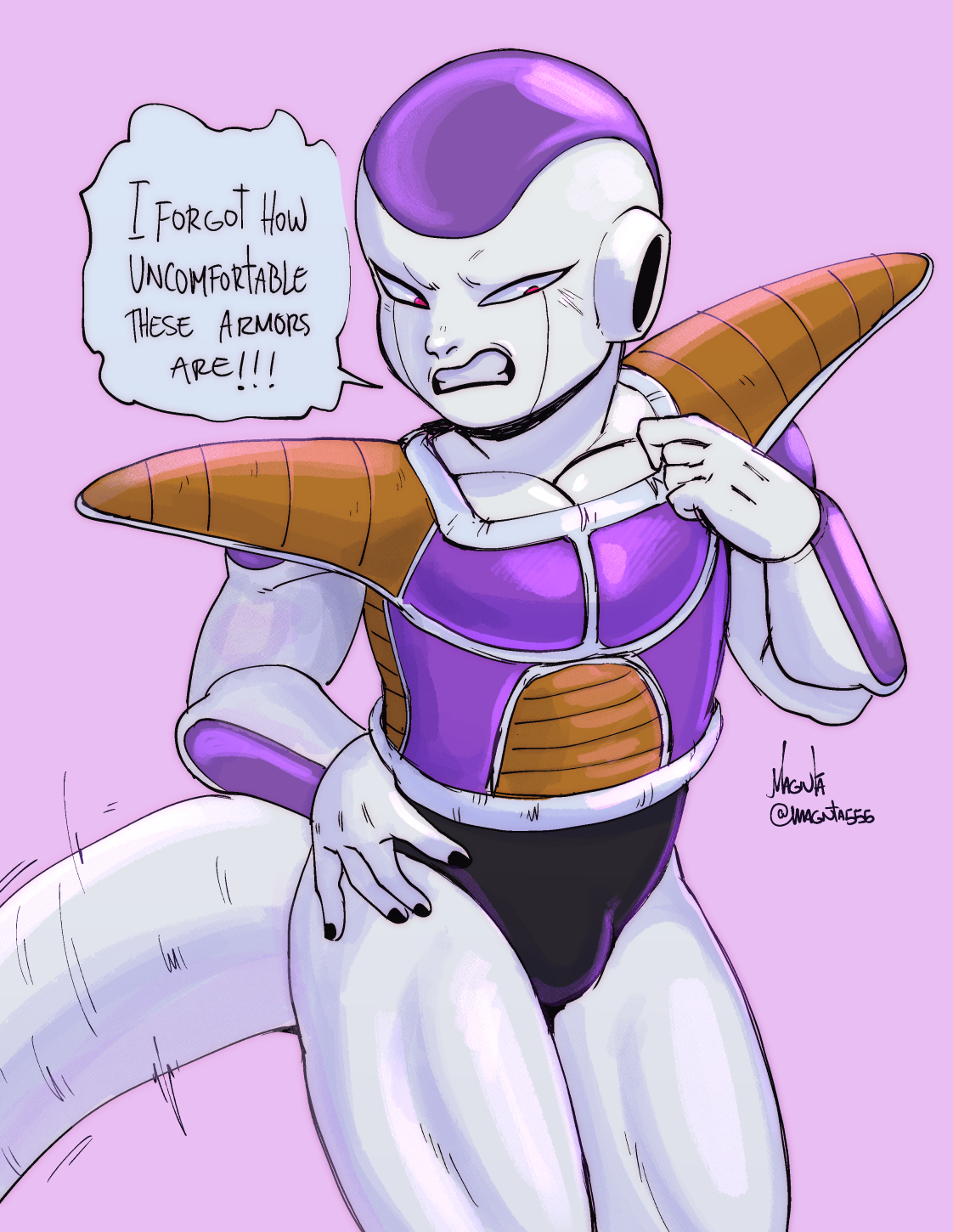 Frieza Outfits