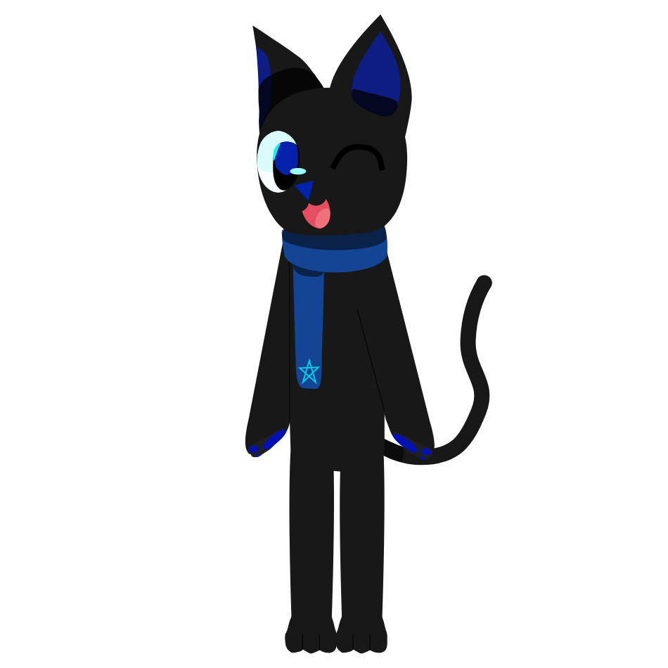 Salemitina The Cat (Vector) by Tyhond on Newgrounds