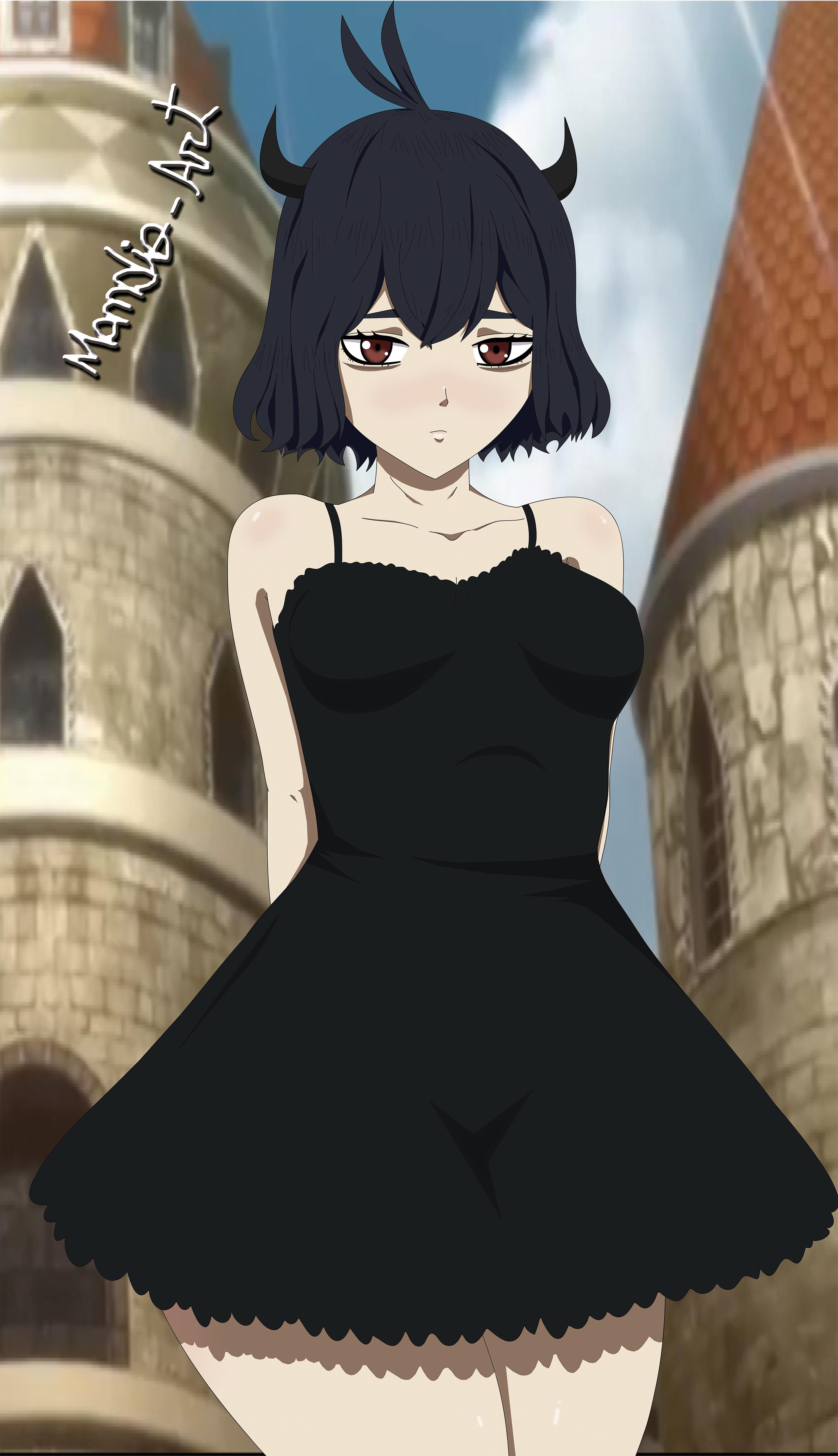 Secre (Nero) Black Clover