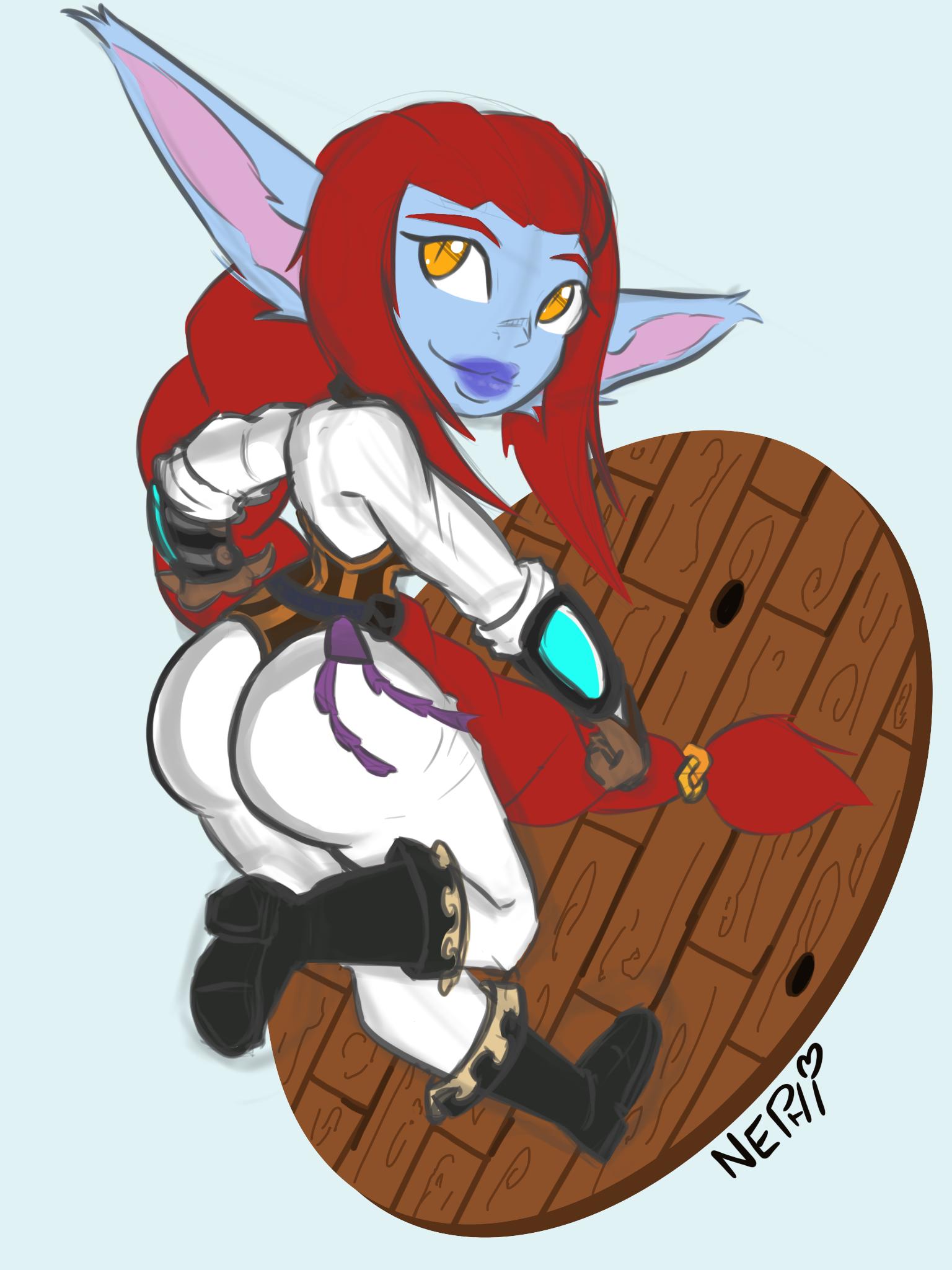 Pirate Yordle