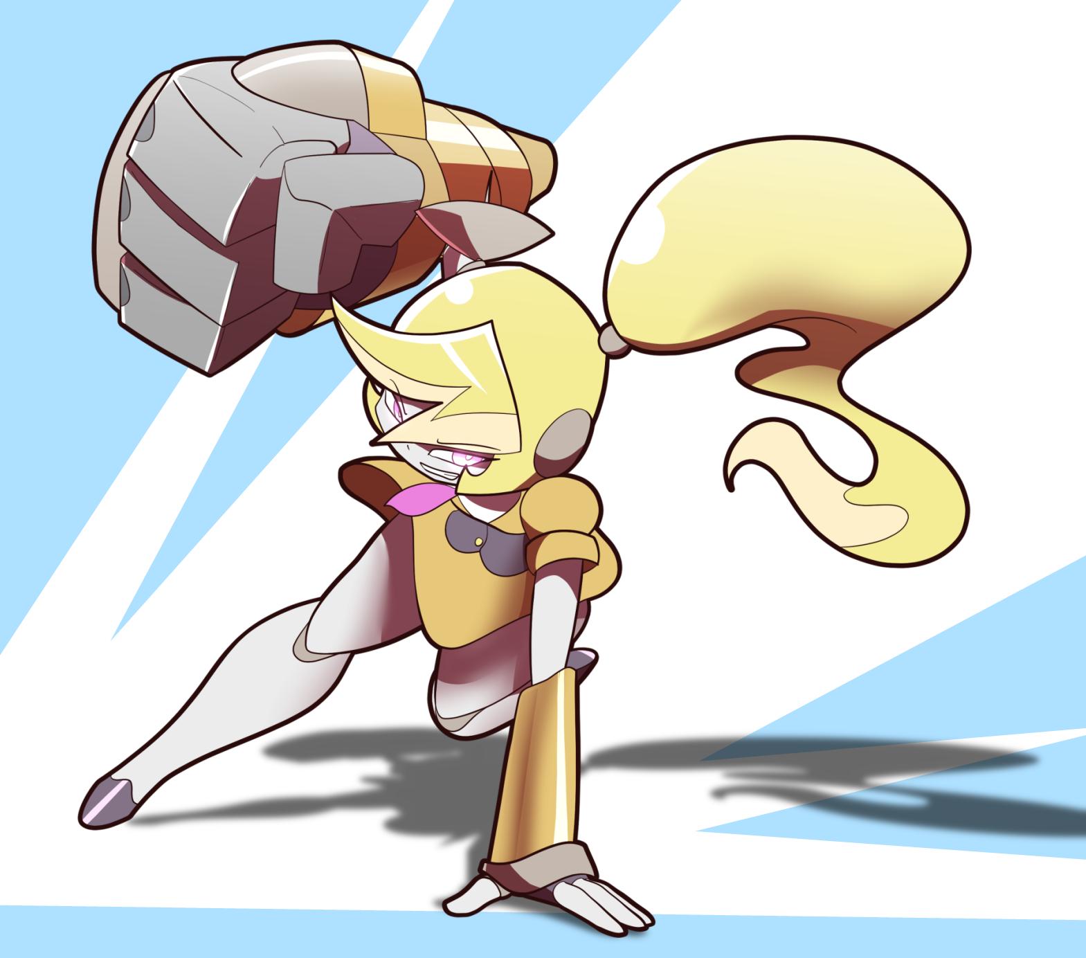 Pivot Punch