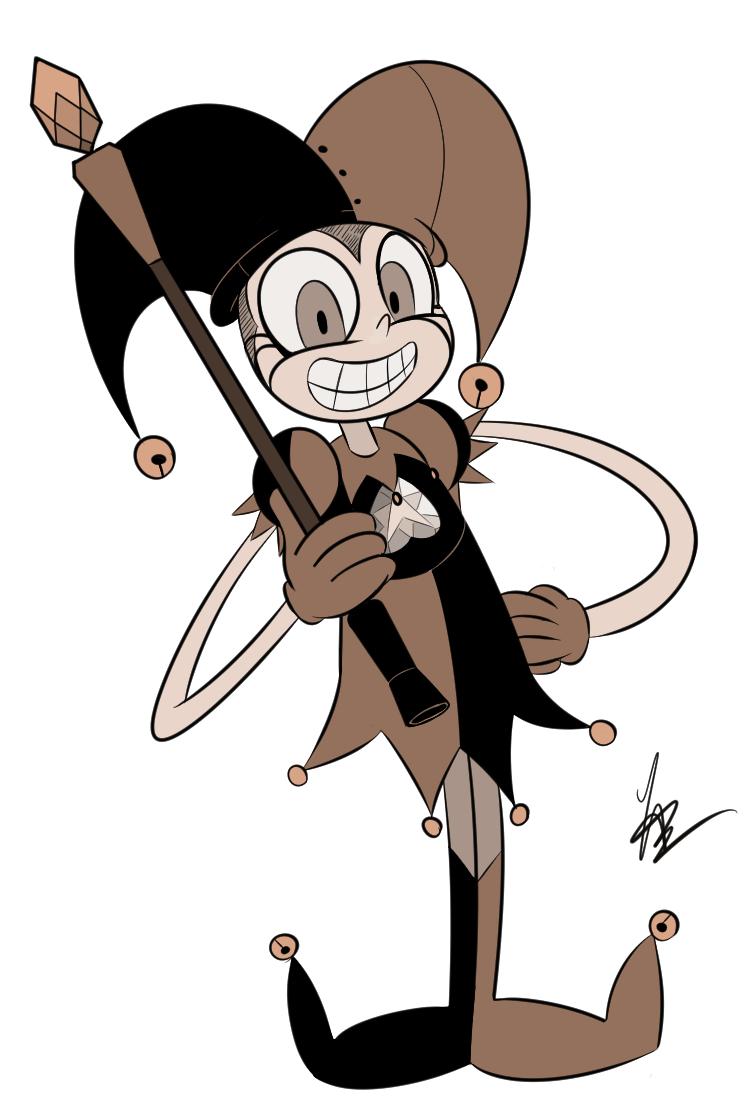Spinel Jester