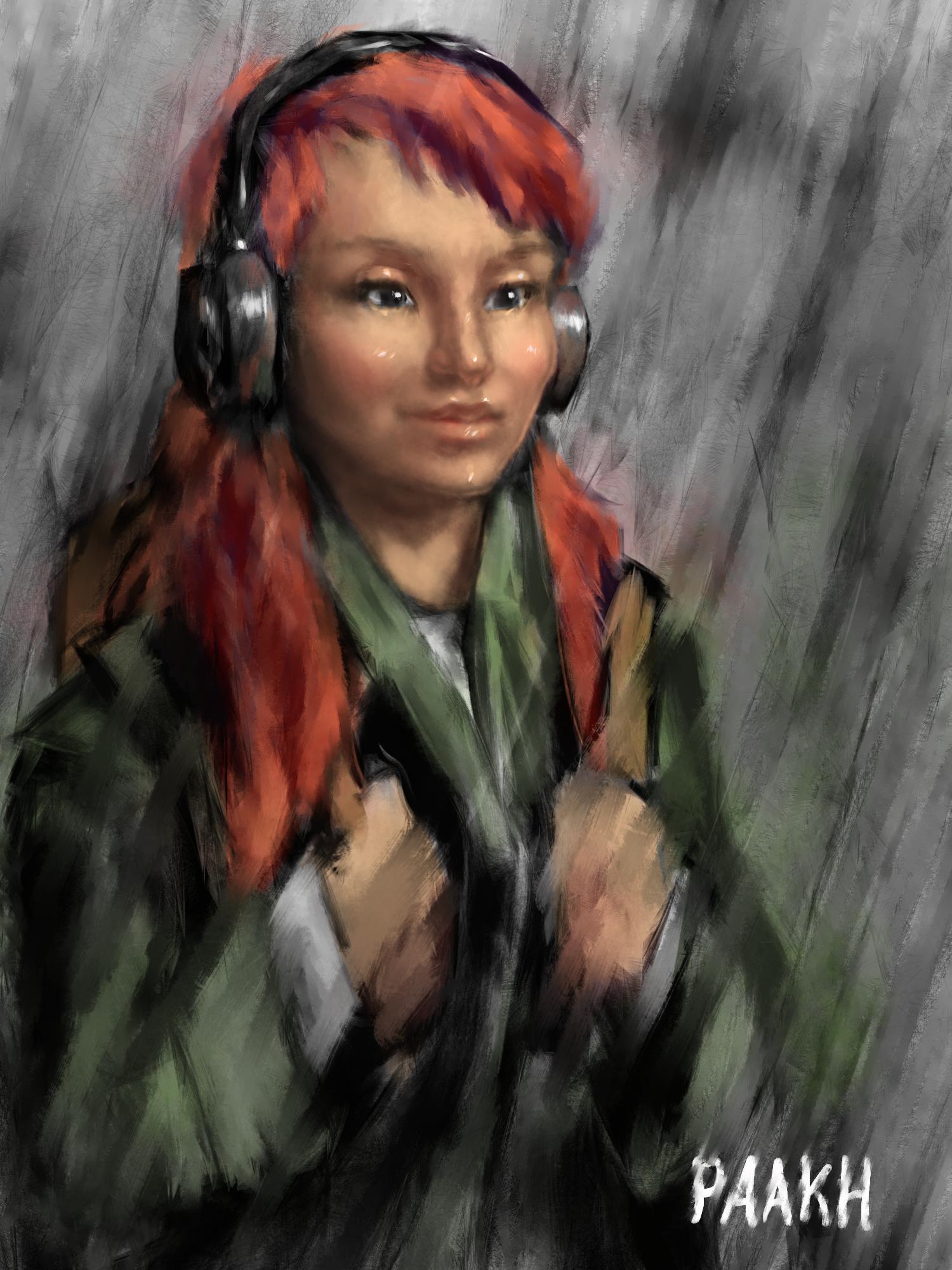A Little Rain Never Hurt Anyone