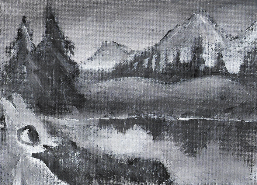Adventures in Painting with Bob Ross