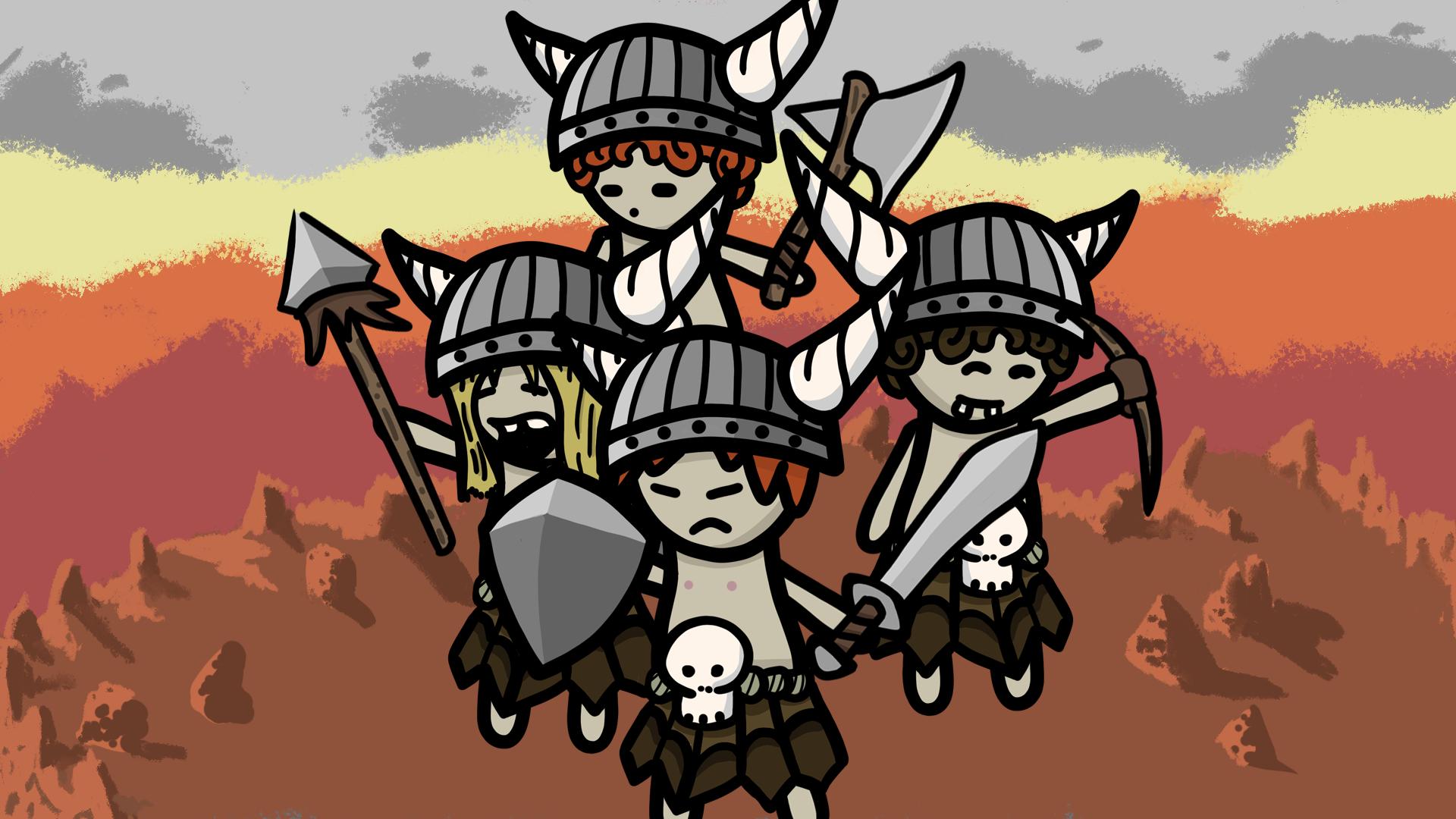Iron Age Minion