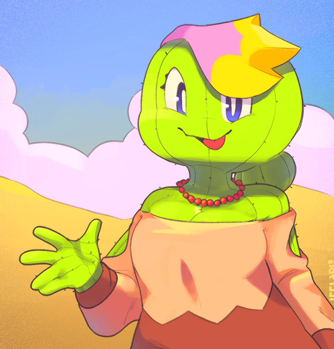 cactigal date