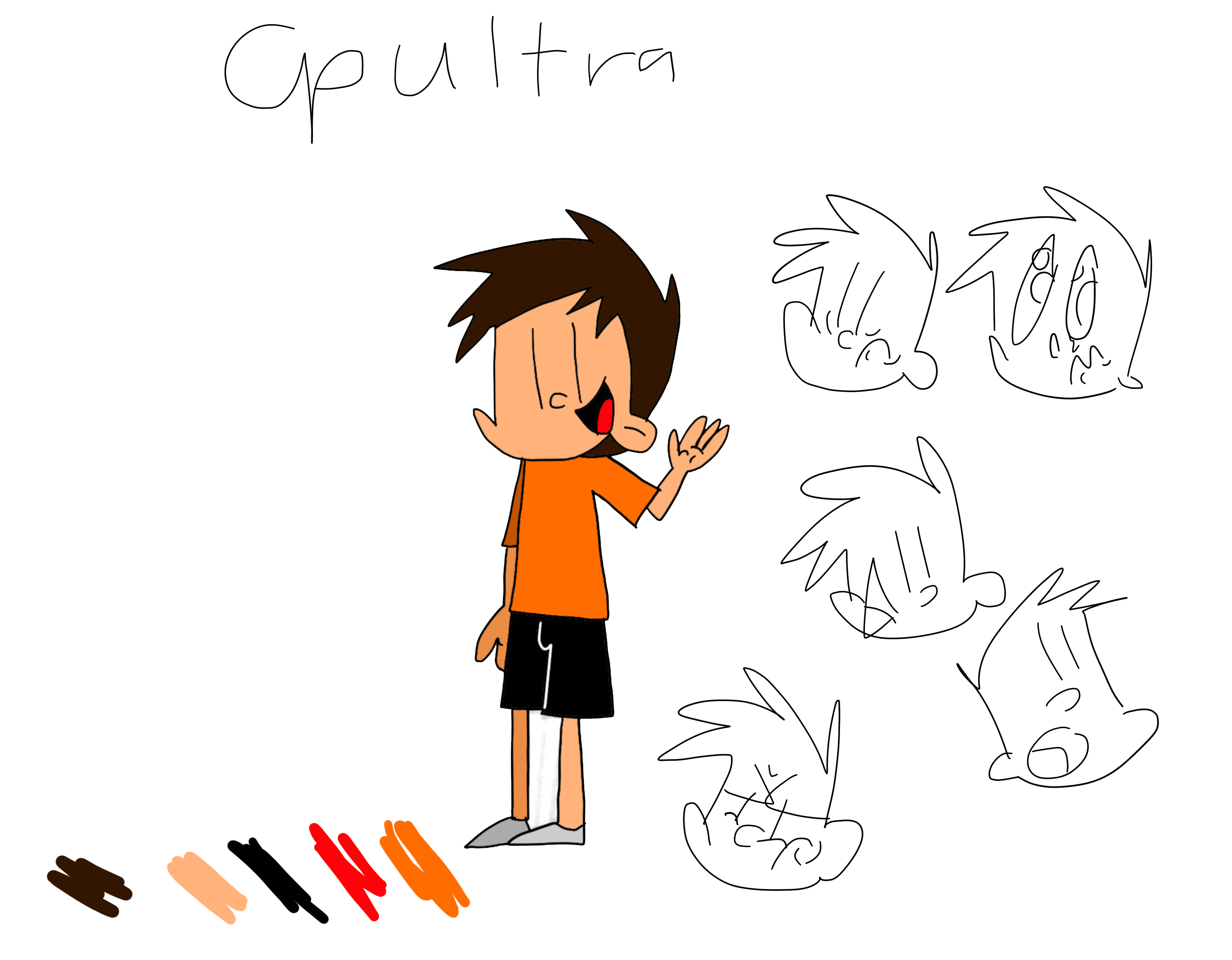 Cpultra model sheet