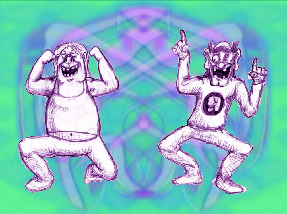 ugly buddies 2