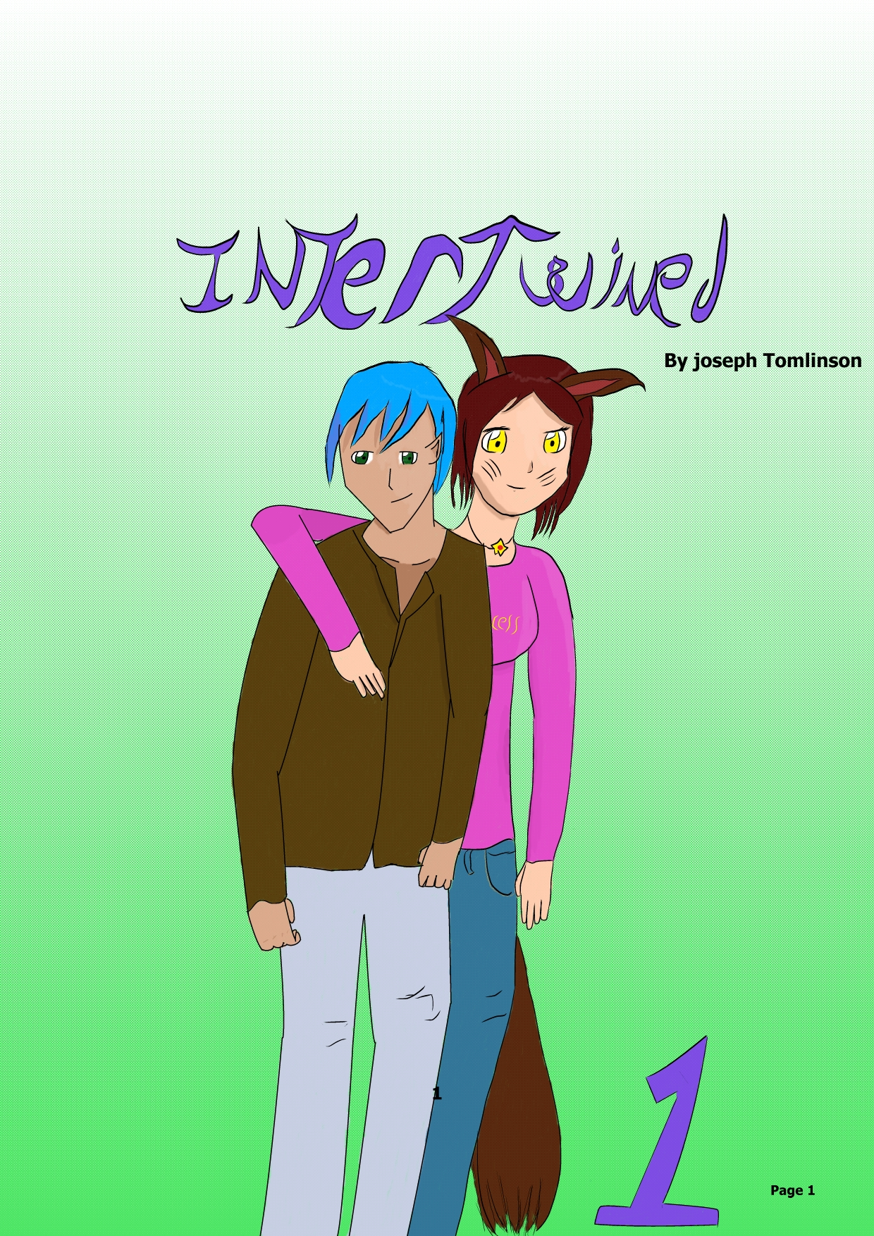 Intertwined cover