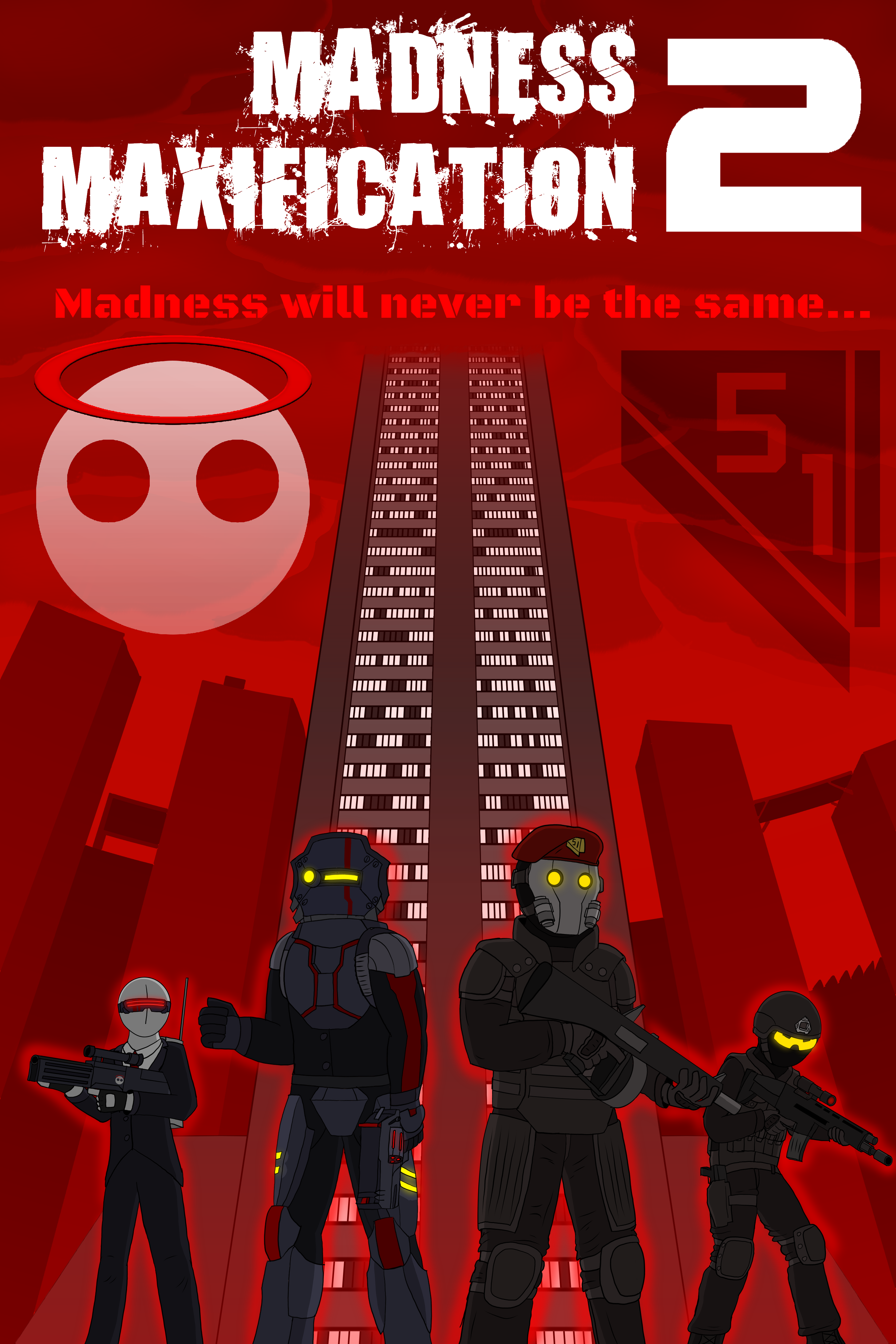 Maxification 2 Movie Poster