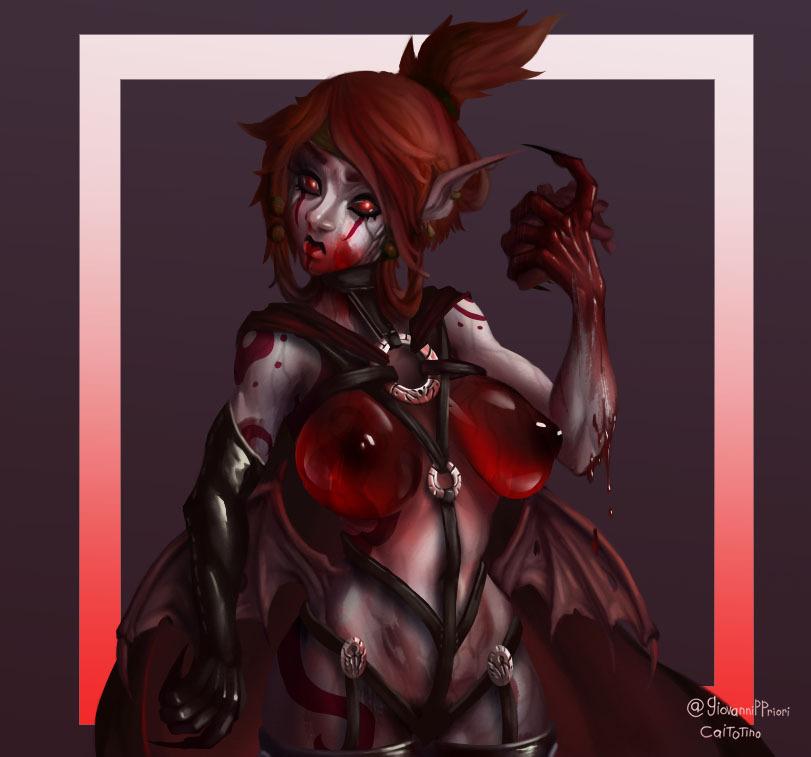 Vampire - Uncensored