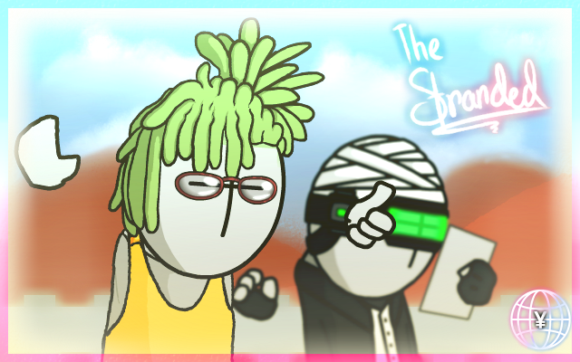 Shawties-001 - The Stranded