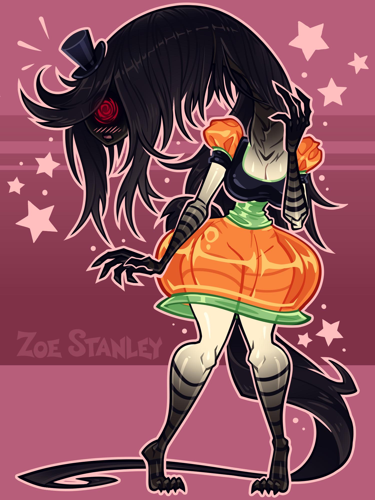 Commission: Monster Girl