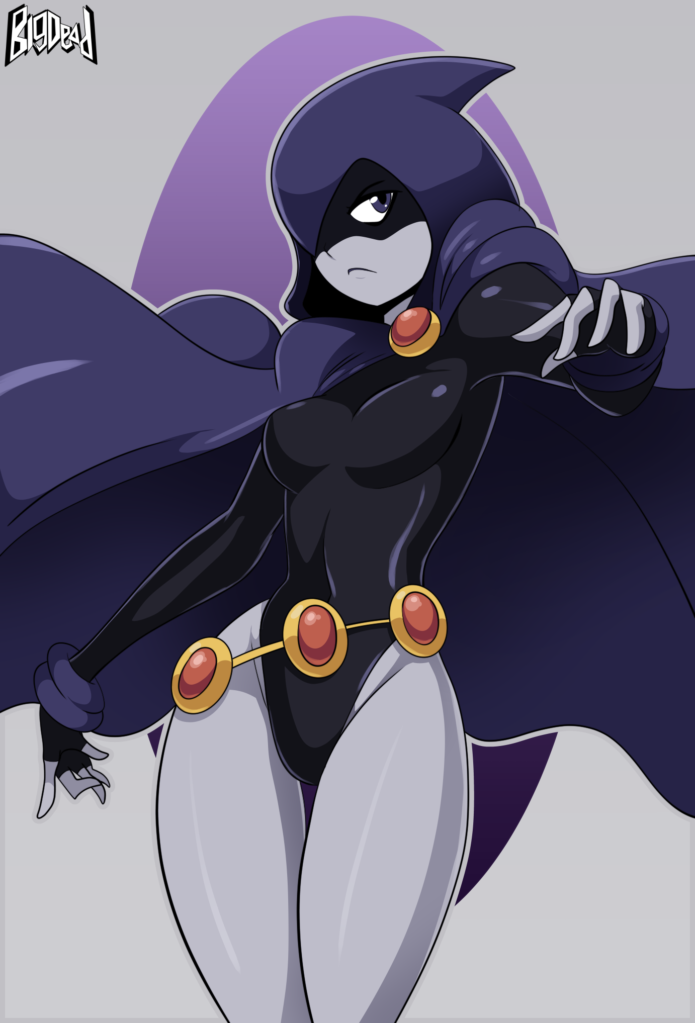 Gothtober day 1: Raven