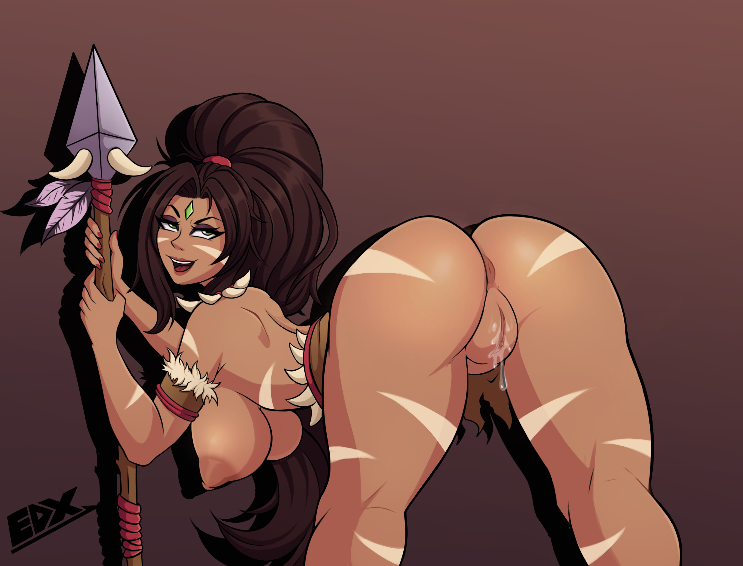 Nidalee-League of Legends-XXX