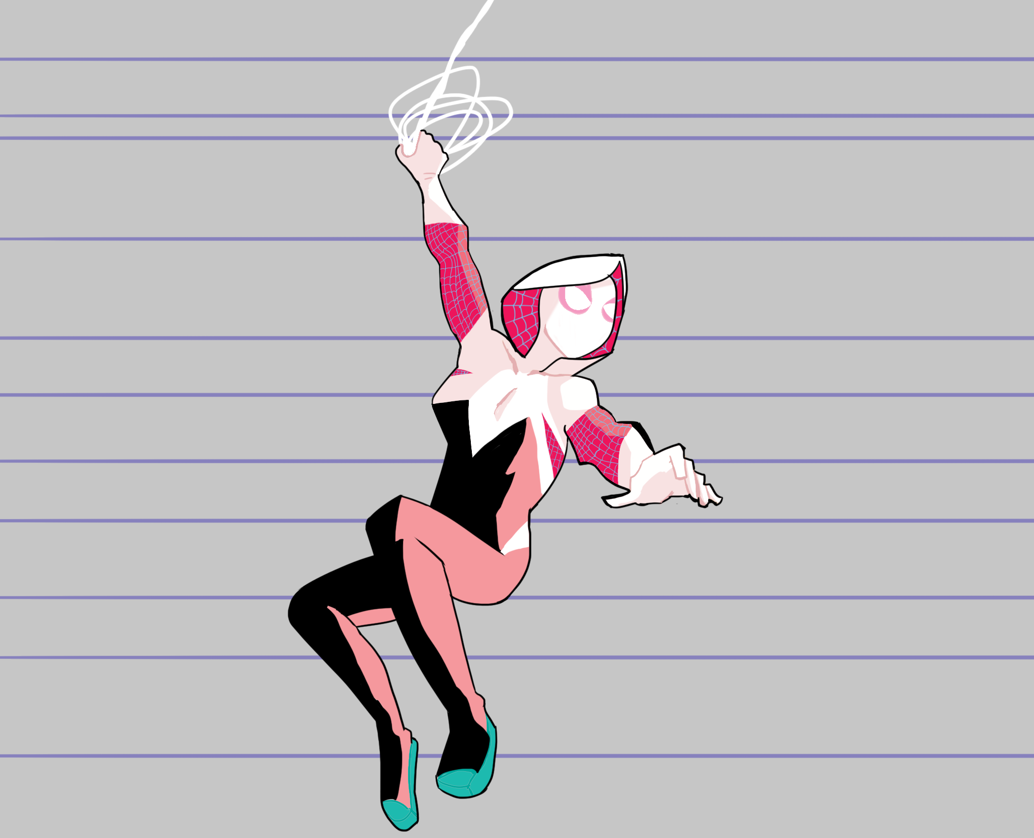 Spider-Gwyn