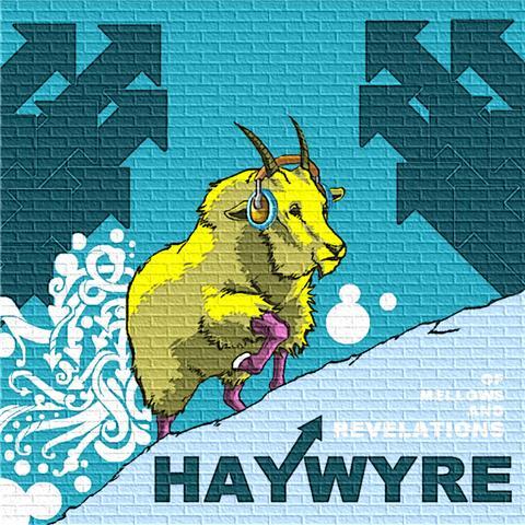 Goat for Haywyre